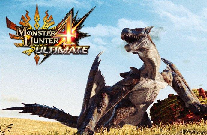 Monster Hunter 4 Ulitmate