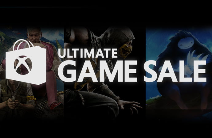 Ultimate Xbox Game Sale