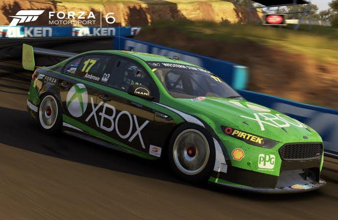 Forza Motorsport 6 screenshot collection