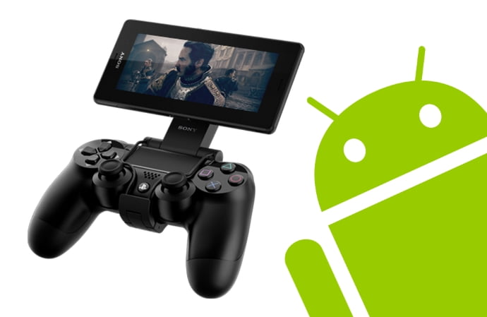 PS4 Remote Play to any Android device