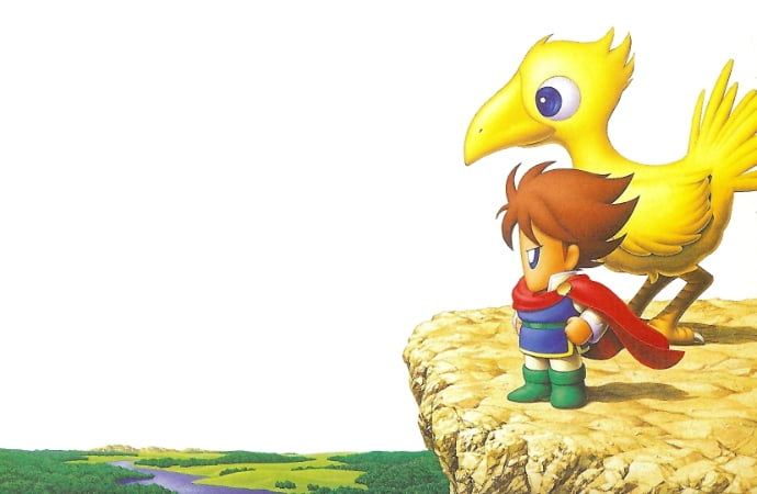 Final Fantasy V out now on Steam