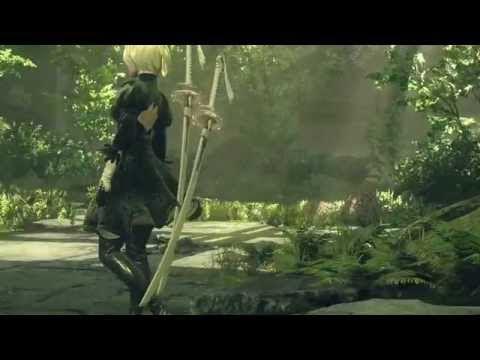NieR: Automata gameplay trailer