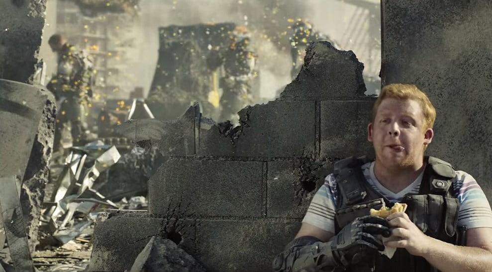 Black Ops III live-action trailer - Kevin
