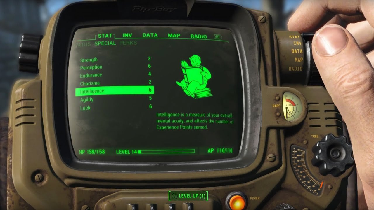 Fallout 4 Pip Boy App Out Now Thumbsticks
