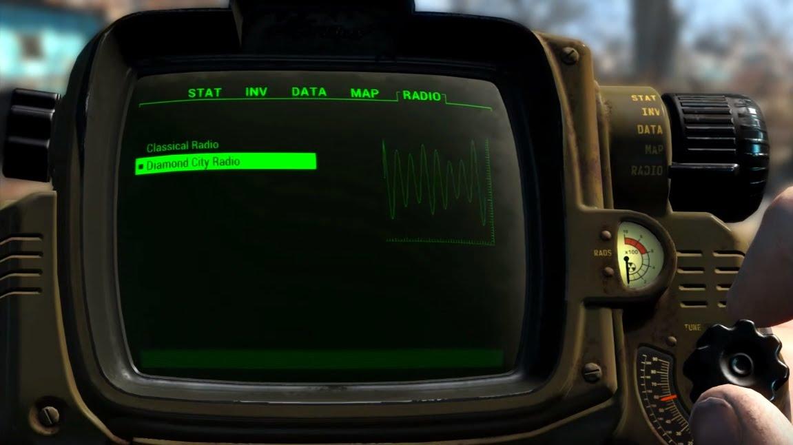 Fallout 4 track list – Diamond City Radio