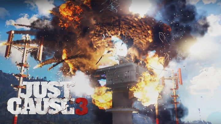 Just Cause 3 4K trailer