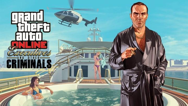 GTA V Online – Executives and Other Criminals