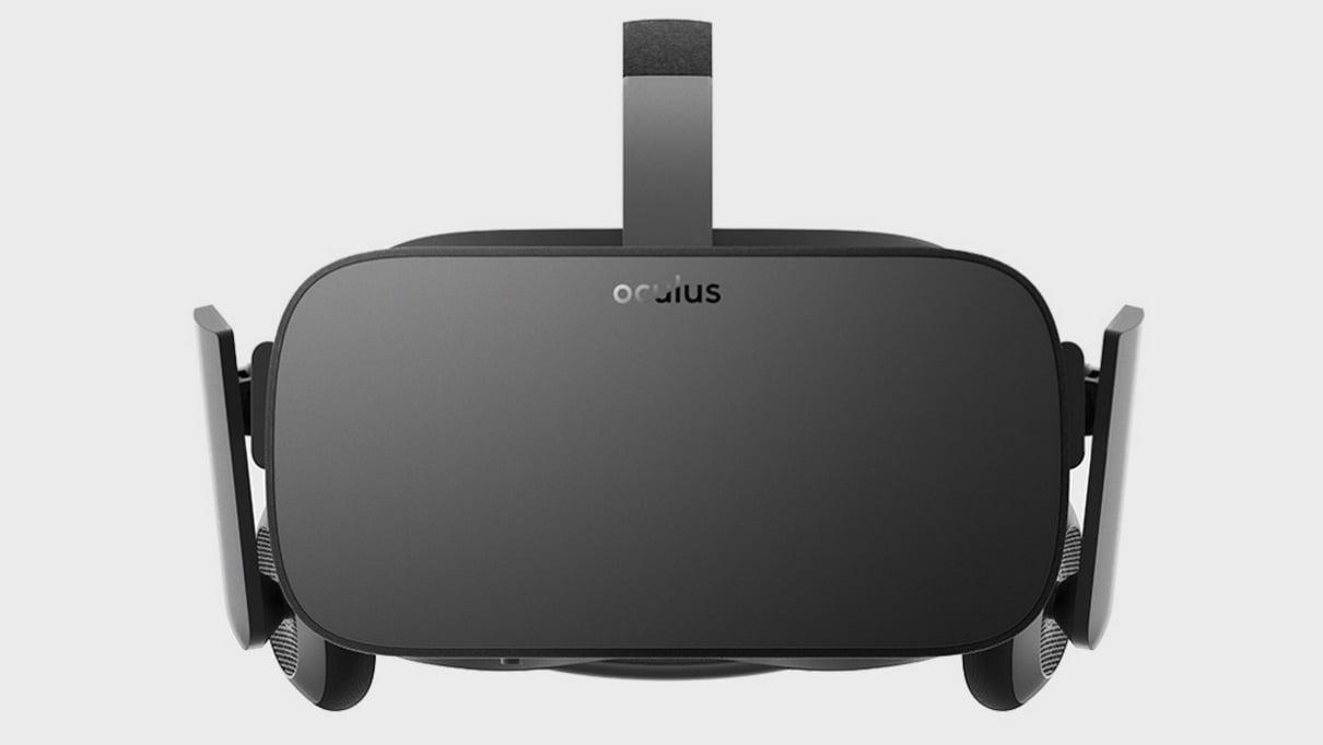 Oculus Rift pre-order