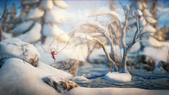 Unravel gameplay video