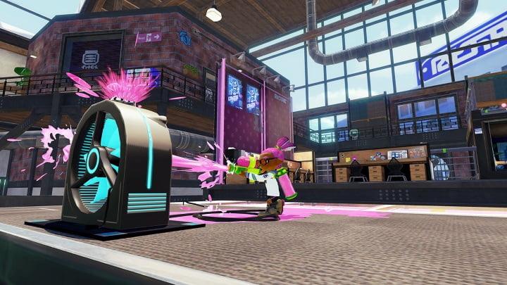 final Splatoon map Ancho-V Games