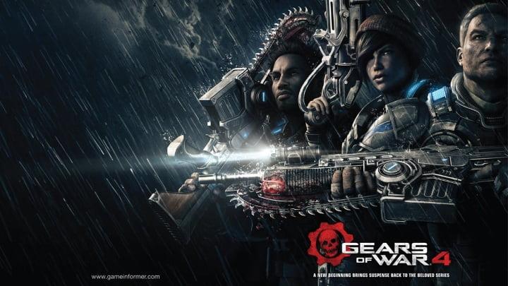 Gears of War 4 local co-op confirmed