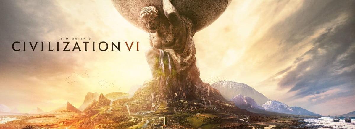 2K announces Civilization VI