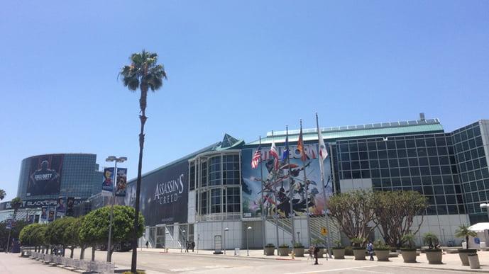 E3 2015 - Los Angeles Convention Center