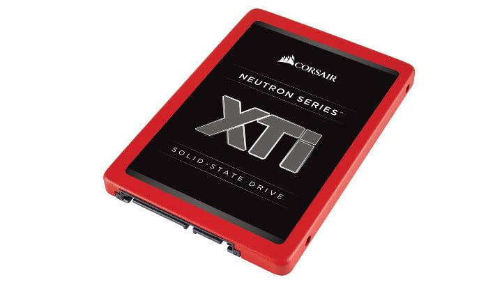 Corsair Neutron XTi SSDs