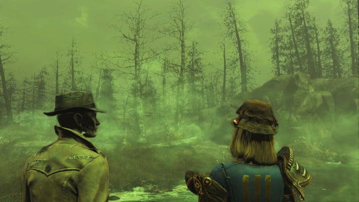 Fallout 4 Far Harbor PS4 performance fix
