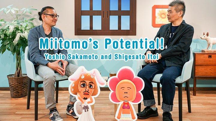 Miitomo Itoi Sakamoto
