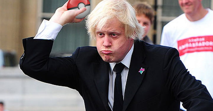 Image result for Boris Johnson floppy haired twat