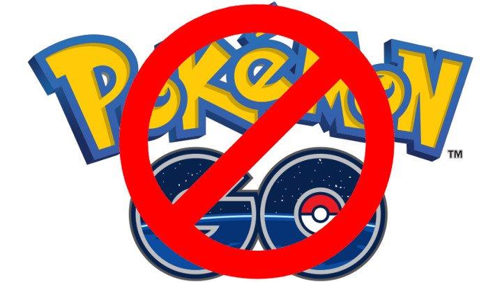 Pokemon NO - places you really shouldn't play Pokemon GO