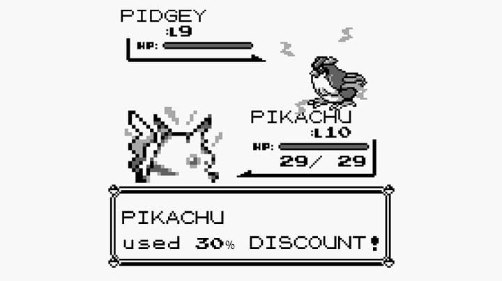 Pokemon eShop Sale
