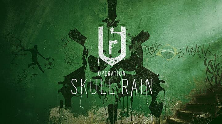 Rainbow Six Siege Skull Rain update