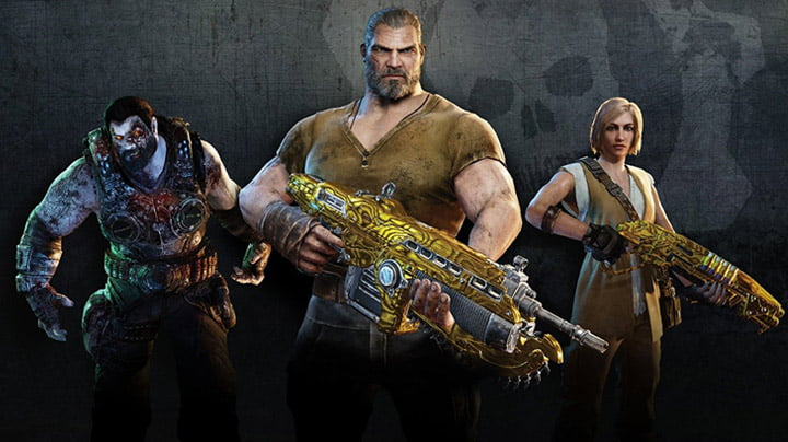 Gears of War 4 - Brothers to the End Elite Gear Pack