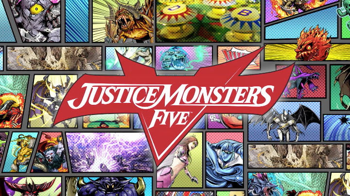 Justice Monsters Five - Final Fantasy XV