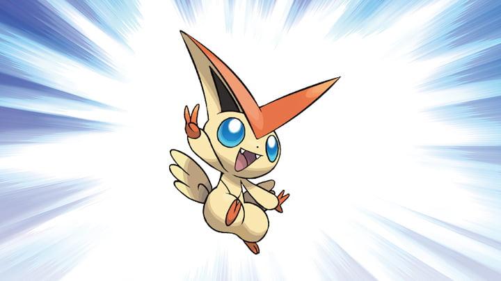 Mythical Pokemon Victini