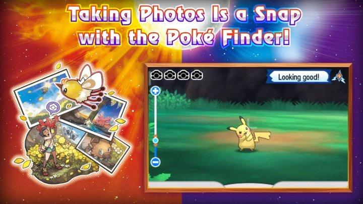 Pokemon Sun and Moon spirit of Pokemon Snap