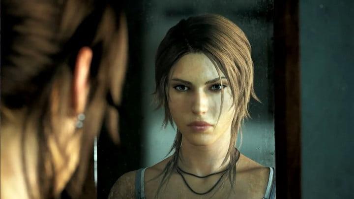 Lara Croft 2013
