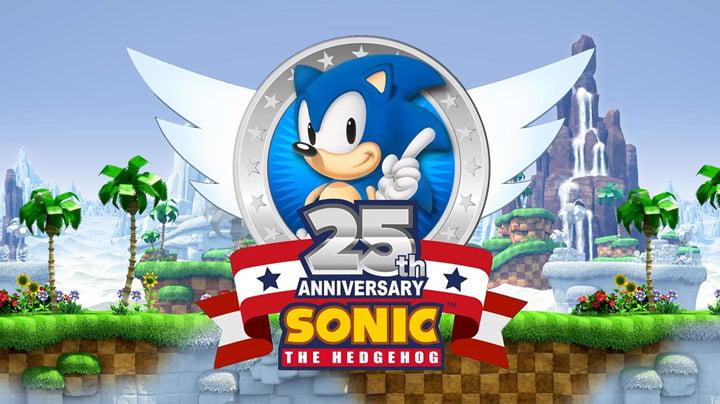 Sonic the Hedgehog - 25th Anniversary