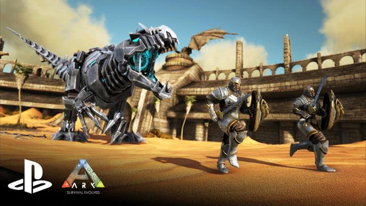 ARK: Survival Evolved PS4 release date