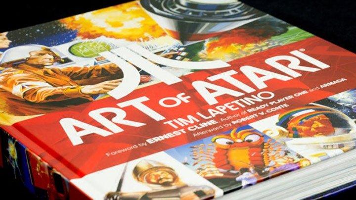 Art of Atari - Cover