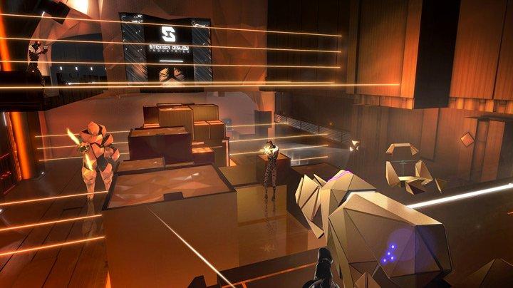 Deus Ex Mankind Divided Breach - 2
