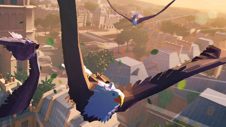 Eagle Flight Soundtrack