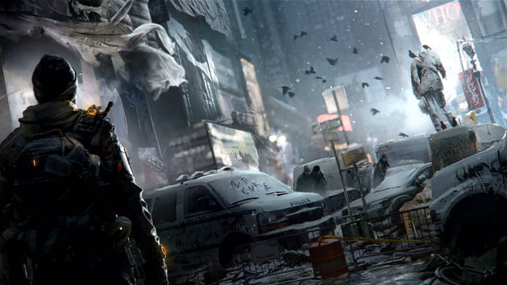 The Division's survival update