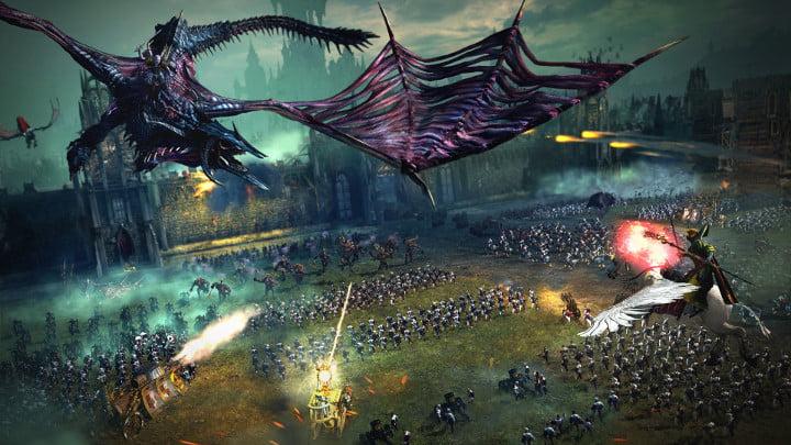 Total War: Warhammer Linux release date