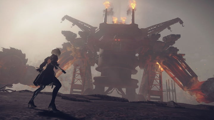 Free Nier: Automata demo available now on PS4
