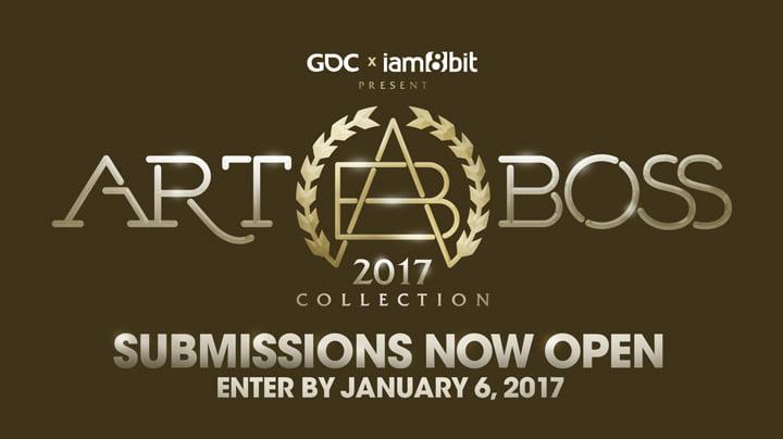 iam8bit GDC ART BOSS