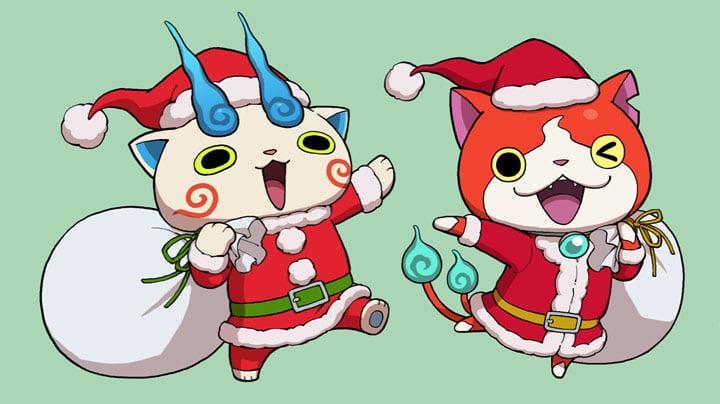 Yo kai watch wibble wobble holiday events revealed for Decoration yo kai watch