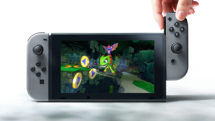 Yooka Laylee Switch Version confirmed