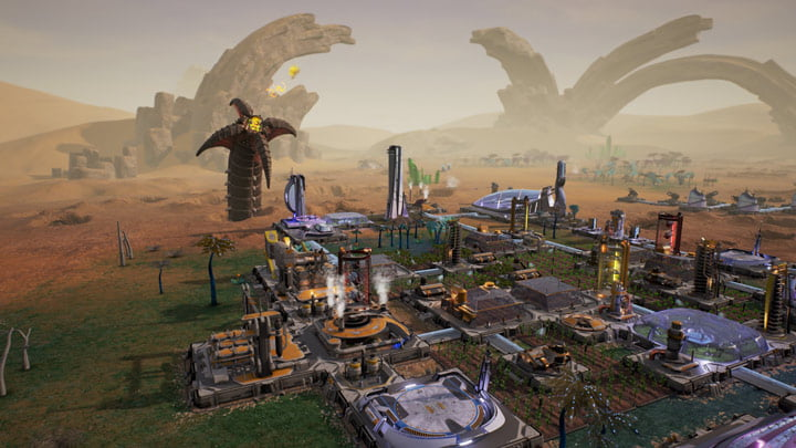Sci-fi city-builder Aven Colony heading to Xbox One, PS4 and