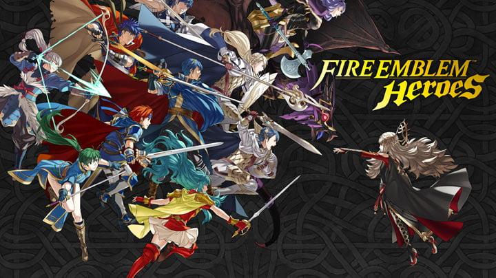 Fire Emblem Heroes art