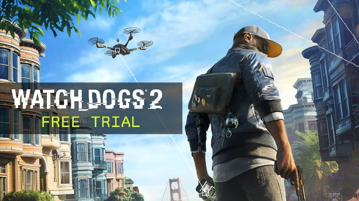 Free Watch Dogs 2 demo