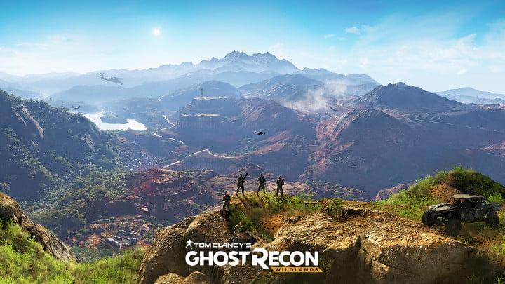 Ghost Recon Wildlands closed beta