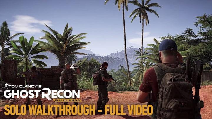 Ghost Recon Wildlands gameplay walkthrougb