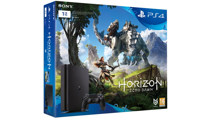 Horizon Zero Dawn - PlayStation 4 bundle