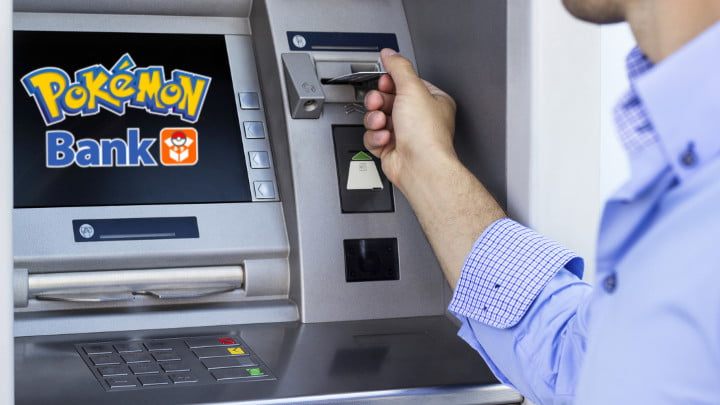 Pokemon Bank update Pokemon Sun and Moon