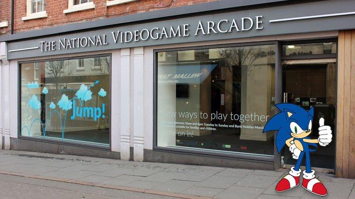 Sega - National Videogame Foundation
