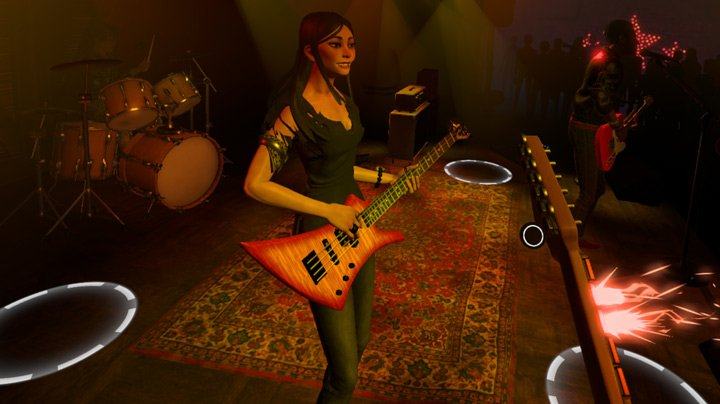 Rock Band VR - Oculus Rift