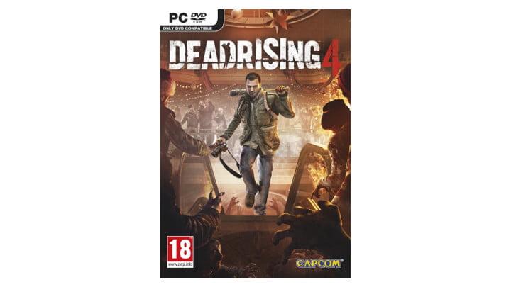 Dead Rising 4 PC packshot
